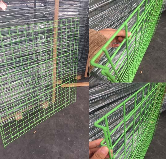 PVC Coated Wire Deck     Mesh Deck manufacturers  2