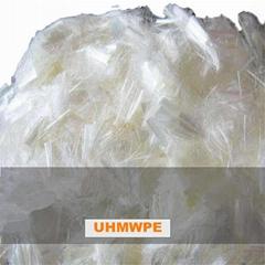 UHMWPE chopped fiber for concrete