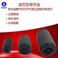 廠家直銷微霧分離濾芯AFD40P-060AS AFD30P-060AS AFD20P-060AS過濾器精密濾芯 2
