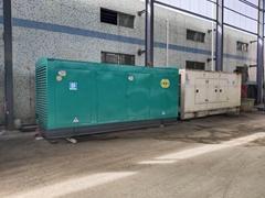 黃埔500kw發電機出租租賃