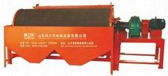供應CTS系列永磁高梯度大型磁選機