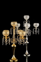5arms Candelabra|Wedding centerpiece decoration