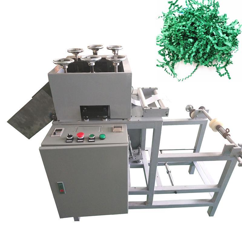 Crinkle paper cut machine paper shredder paper shredding machine 1