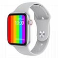 W16 ECG Watch 6 Body Temperature