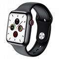 W26 Smart Watch Series 6 1.75 inch Full Touch Screen ECG PPG Heart Rate Monitor