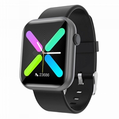 Newwear R3L Wristband Men Women Calculators Clock Heart Rate Sleep Monitor Smart