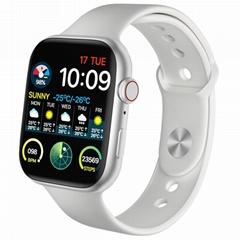 FK88 Smart Watch GPS Track Buletooth Call 1.78Inch Screen Custom Dial Smartwatch