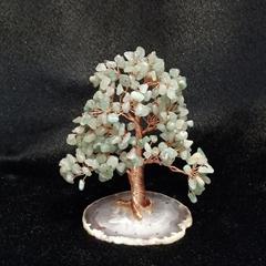 Multple Color Natural Crystal Gemstone Tree for Reiki Healing