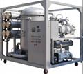 ZYD高效雙級絕緣油真空濾油機
