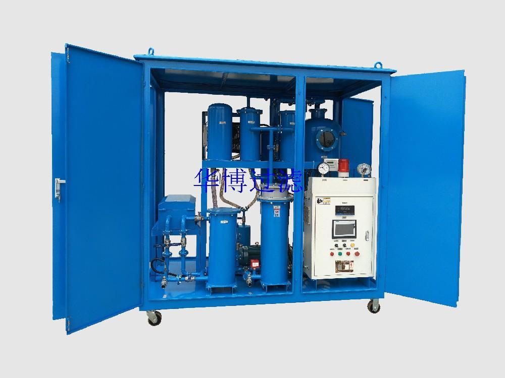 TY系列汽輪機油真空濾油機 1