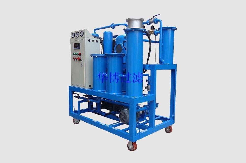 TY系列汽輪機油真空濾油機 3