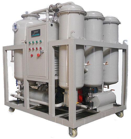 TY系列汽輪機油真空濾油機 4