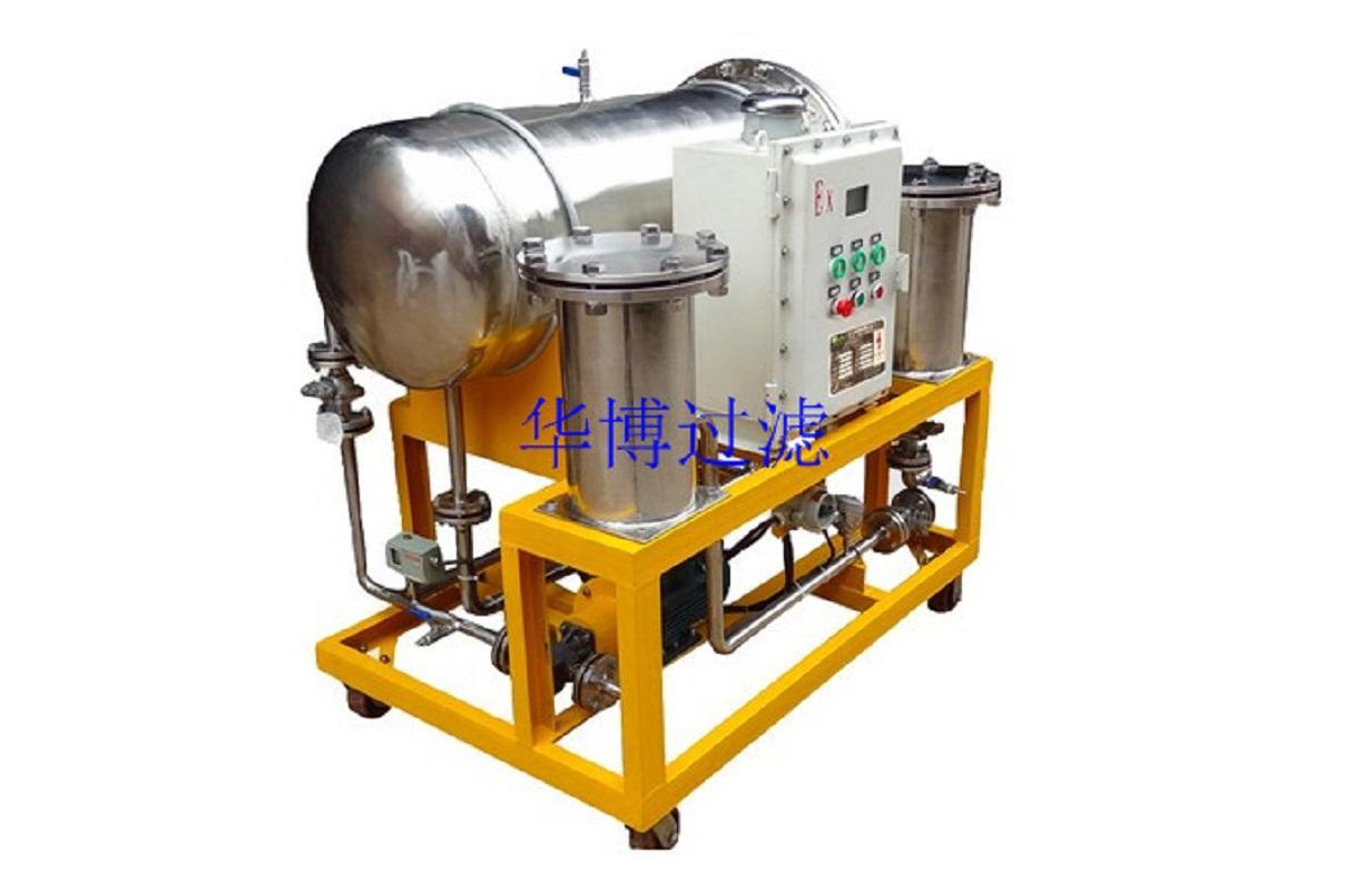 HCP系列聚結分離式濾油機 1