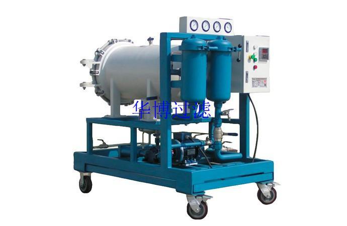 HCP系列聚结分离式滤油机 2