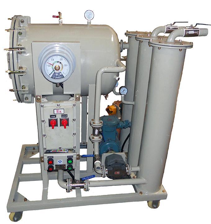 HCP系列聚結分離式濾油機 3