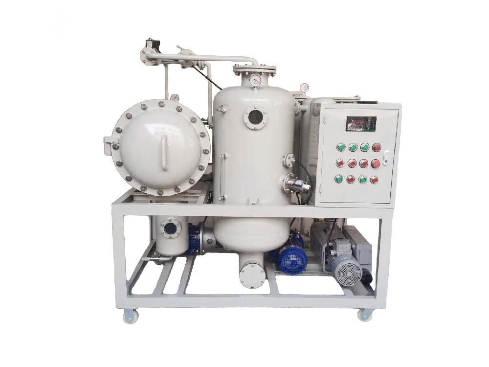 HCP系列聚结分离式滤油机 4