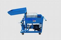 LY板框式濾油機