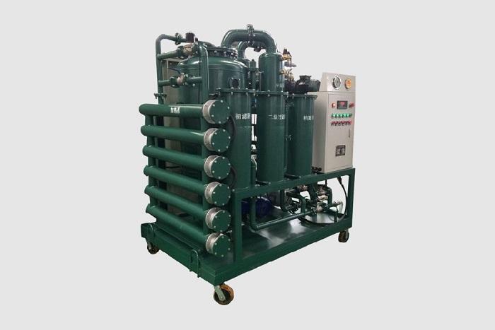 TYG系列高粘度潤滑油真空濾油機 1