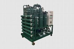 TYG系列高粘度潤滑油真空濾油機