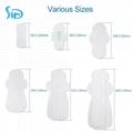 一次性超薄女士衛生巾貼牌加工批量生產代理零售 3