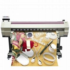 1.6m ECO So  ent Printer Vinyl Inkjet Printer Large Format Printing Machine