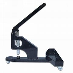 Eyelet Hand Press Button Machine flex banner eyelet punching machine