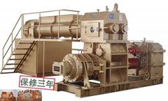 Brick Making Machine Jky55-55 Double Stage Vacuum Extruder Brick Machine Equipme