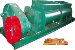 Brick Making Machine Sj2500-4000 Double-Axes Strong Mixer