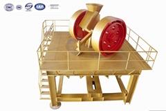 Brick Making Machine Lnj-3600 Fine Wheel Crusher Brick Machine Equipment