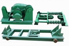 Brick Making Machine Tractor Brick Machine Equipment