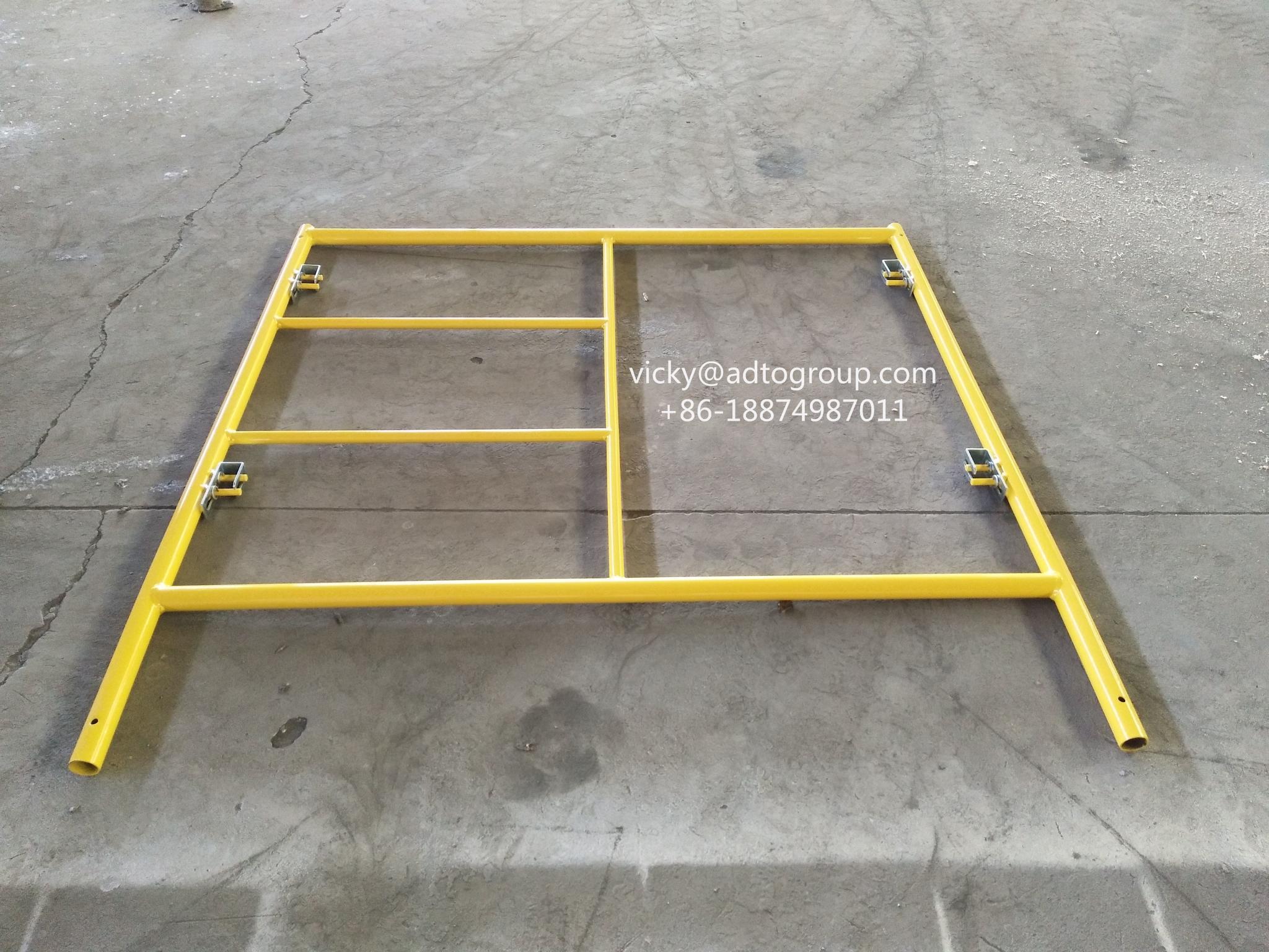 5'x 5'  5'x4'  5'x3' Mason frame Box Frame Scaffold America Frame Scaffold  3