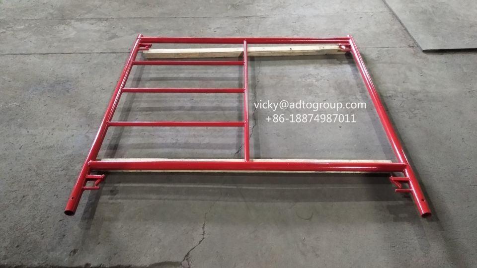 5'x 5'  5'x4'  5'x3' Mason frame Box Frame Scaffold America Frame Scaffold  4
