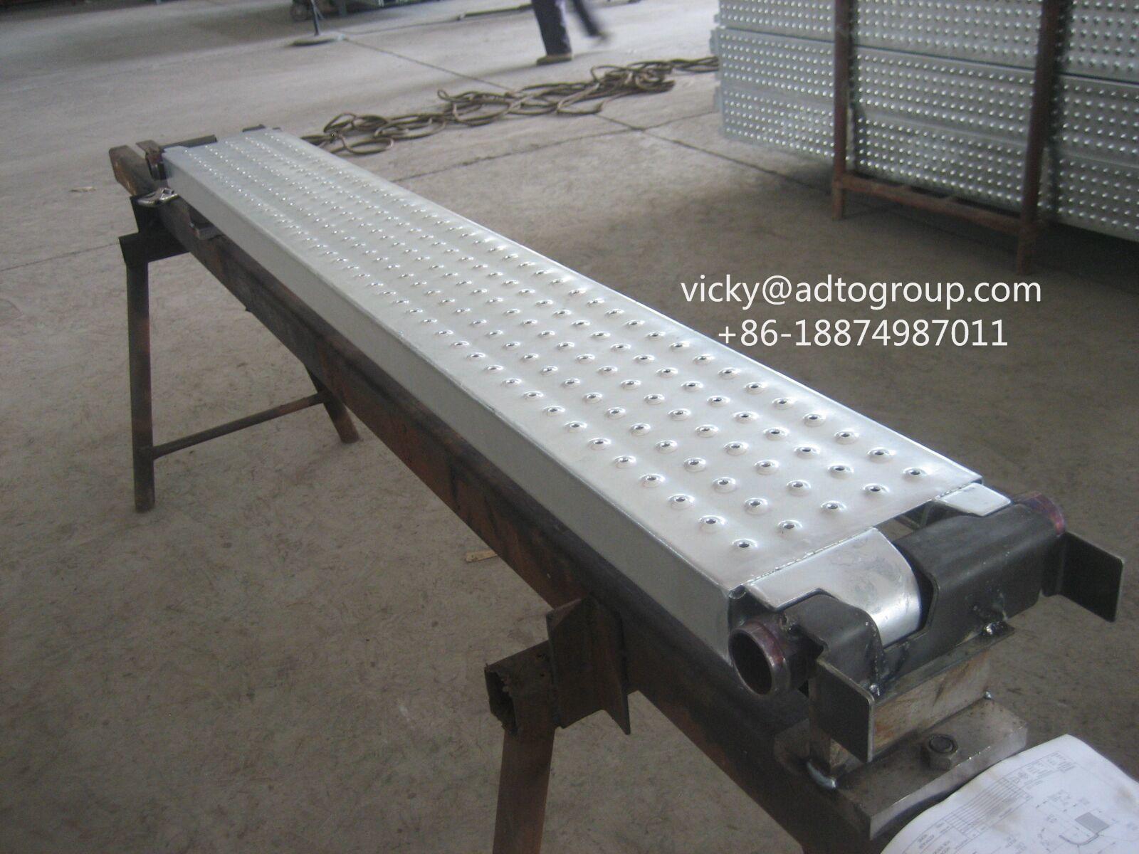 """Scaffolding Plank 9"""" W Steel Plank Scaffold Plank 2"""