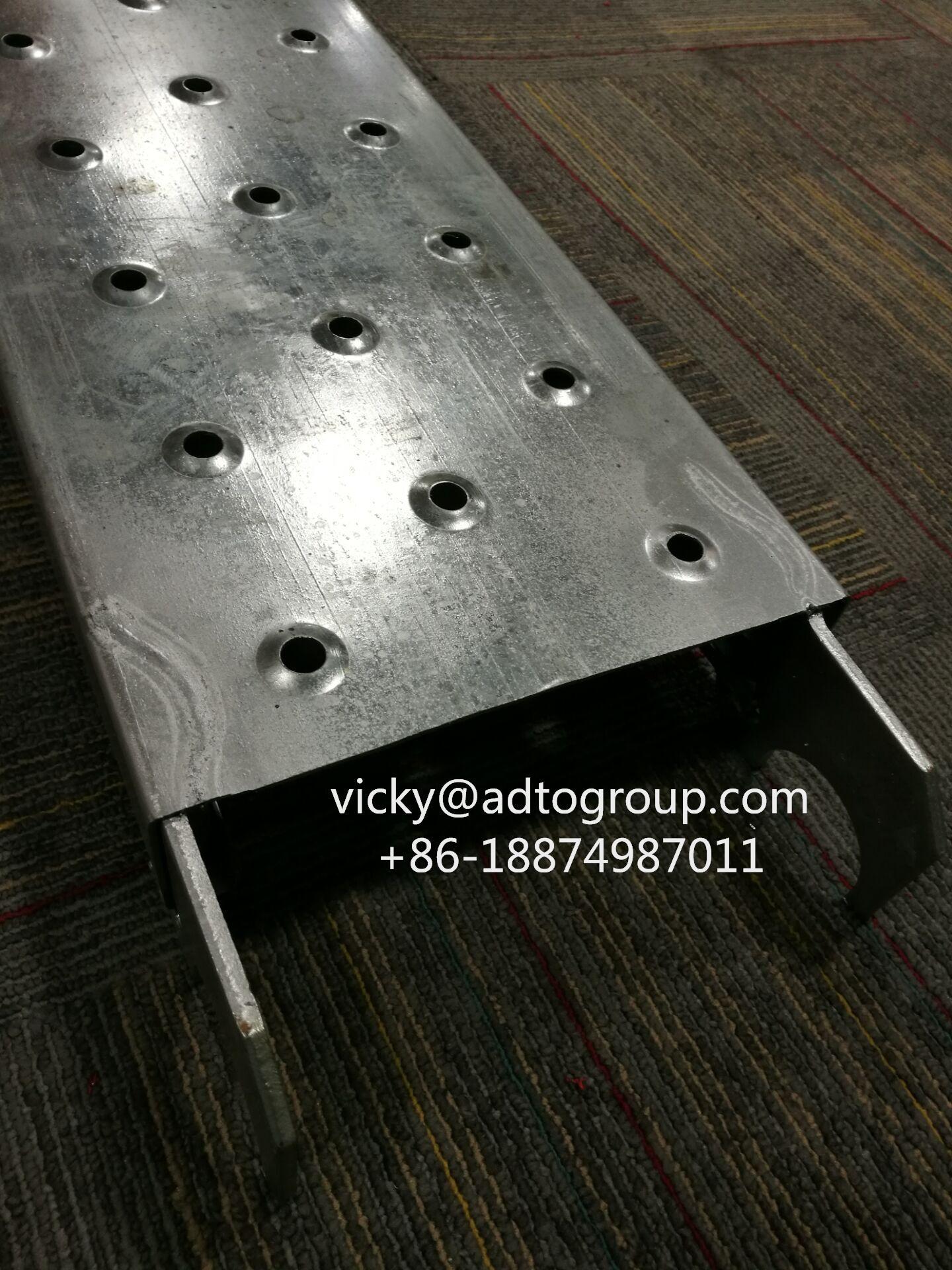 """Scaffolding Plank 9"""" W Steel Plank Scaffold Plank 3"""