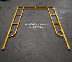"5'x 6'4"" Walk Thru frame Mason frame US Frame scaffolding ANSI SGS"