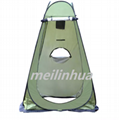 Pop up Camping beach shower dressing tent privacy tent for beach and camping 1