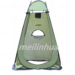 Pop up Camping beach shower dressing tent privacy tent for beach and camping