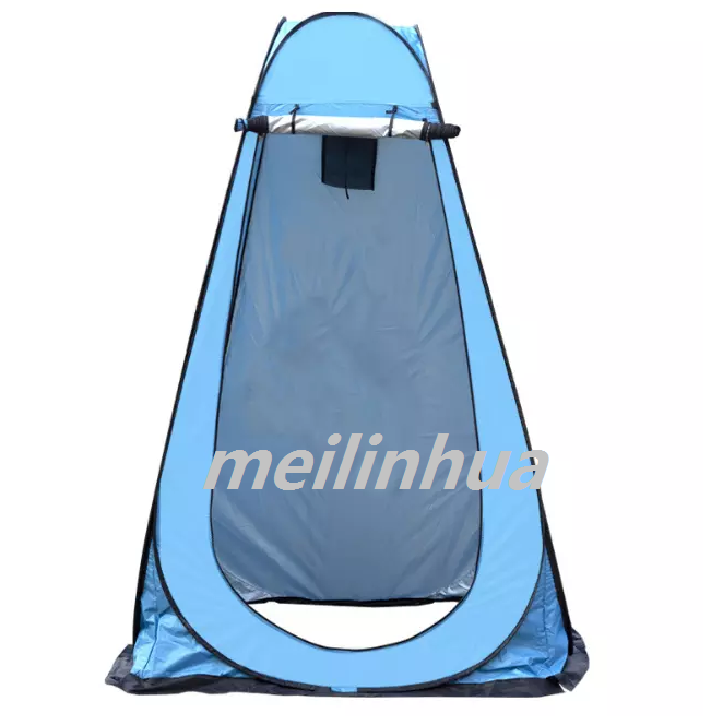 Pop up Camping beach shower dressing tent privacy tent for beach and camping 2