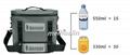 Hotsale Portable Insulated Leak &