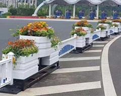 道路花箱設計
