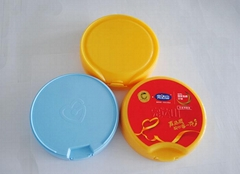 Custom plastic lid yogurt milk China