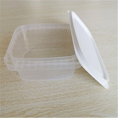 Disposable Pet Blister Packing Box