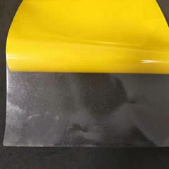 0.1pet黃格雙面膠耐高溫電