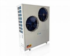商用熱泵采暖中央空調6P