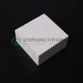 山東氧化鋁陶瓷襯板襯片管道馬賽