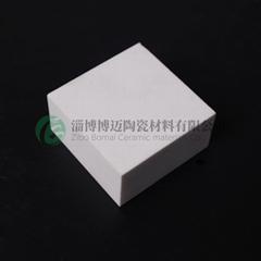 山東氧化鋁陶瓷襯板襯片管道馬賽克