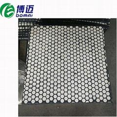 陶瓷橡膠復合板電廠鋼廠水泥廠選礦選煤廠專用