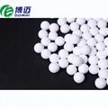 球磨機落料斗耐磨氧化鋁陶瓷球研磨球量大生產優惠 3