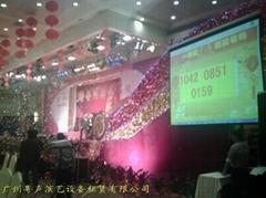 廣州提供婚慶舞臺燈光音響器材服務