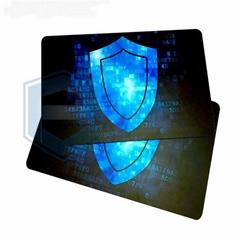 NFC / RFID signal shielding card